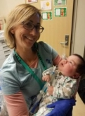 NICU Nurses Provide Support and Determination To Achieve Breastfeeding Goals